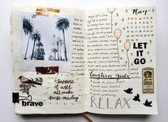 fyeah journalss ♥ - florallpeach: