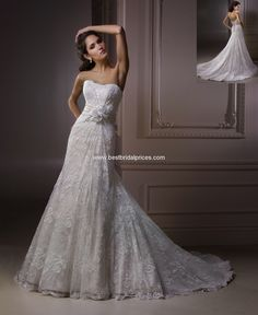 Maggie Sottero: I adore her styles!