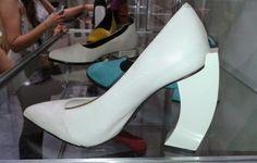 Chic e Fashion: Saltos exóticos na Couromoda