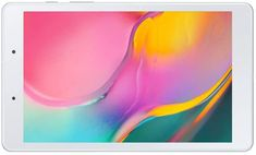 "Amazon.com: Samsung Galaxy Tab A 8.0"" 32 GB Wifi Tablet Silver (2019)- SM-T290NZSAXAR: Electronics"