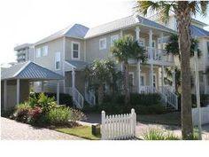 Pet Friendly #11293 Gulfside Cottages - Miramar Beach - Destin, FL Destin, Florida Vacation Homes, Destin Cabin Rentals