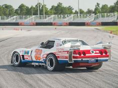 """These 10 Corvette race cars showcased that """"America's Favorite Sports Car"""" doesn't just beat the competition on the market but also on the race track."""