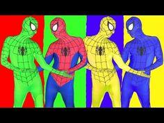 Spiderbaby goes to Jail! w/ Spiderman, Police Joker Girl, Frozen Elsa, Ariel Little Mermaid, Vampire - YouTube