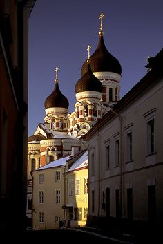 Alexander Nevsky Cathedral | Tallinn, Estonia | UFOREA.org | The trip you want. The help they need.