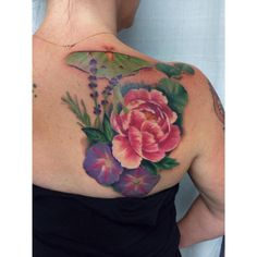"Adam Chiodo ""Ink Tailor"" - Columbia Heights MN, he did the bleeding hearts and iris garden. 4.8 stars out of 5 on reviews. Artist. amazing portrait work."