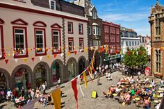 Market Square, St Peter Port x