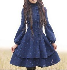 just found these exist and absolutely adore them Hijab Fashion, Girl Fashion, Fashion Dresses, Fashion Design, Fashion News, Look Retro, Look Vintage, Winter Dresses, Casual Dresses