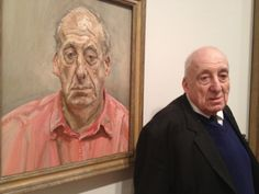 sitters and their portraits by Lucian Freud