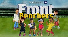 Faysal Cricket - Front Benchers