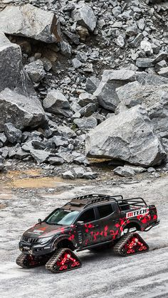 Toyota Trucks, 4x4 Trucks, Custom Trucks, Cool Trucks, Triton 4x4, Triton L200, Jeep Cars, Jeep 4x4, Rc Cars
