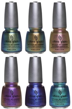 China Glaze is definitely one of our top nail polish brands around here. With the versatility, wearablity and wide range of colors, and textures, there's no way you can go wrong with this brand. Plus, they are way cheaper then opi, butter london, zoya, etc. @China Glaze #nails #nailpolish #glitter