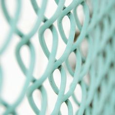 Humm Painting A Chain Link Fence That Might Be Good Temporary