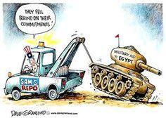 Dave Granlund cartoon on aid to Egypt. http://www.uticaod.com/ghs/cartoons/x1837095887/Granlund-cartoon-US-cutting-back-Egypt-aid