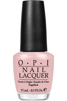 You Callin' Me A Lyre? - OPI ... love this precious pink <3