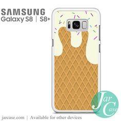 Cute Ice Cream (3) Phone Case for Samsung Galaxy S8 & S8 Plus