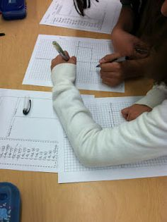 Plotting points on a grid with ordered pairs, and then finding the surface area/volume of that figure.