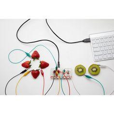 MAKEY MAKEY   Circuit Board Electronics Kit   UncommonGoods