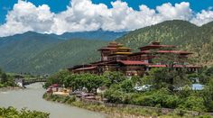 Bewitching Bhutan Bhutan is a clean country with extensive and intact forest cover, clean waterways, scenic landscape and benign people. Read this article on the journey to this mountain country: http://www.thestatesman.com/travel/bewitching-bhutan-1488071113.html  #TraveltoBhutan