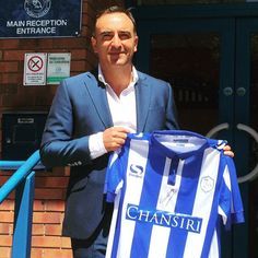 Carlos Carvalhal appointed head coach #swfc