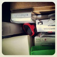 Ricordi in scatola. - @claire_cocteau- #webstagram