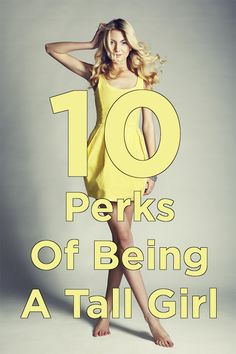 10 Perks Of Being A Tall Girl  5384f41be