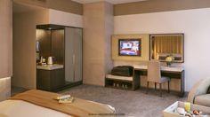 Luxury Otel Odası | Oreo Mobilya