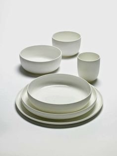 Tableware designed by Piet Boon and Serax for the Jane