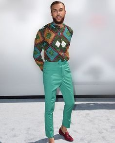 Hey Guys, We want you to take seat and watch these Ankara styles that are too dapper for you to ignore. We can tell you that these Ankara styles are creative, classy and exciting to have. Ankara Styles For Men, Latest Ankara Styles, Male Fashion Trends, African Print Fashion, African Prints, Native Fashion, Fashion Ideas, African Print Shirt, Fashion Blogs