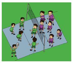 76 Gambar Animasi Futsal Putri Paling Hist