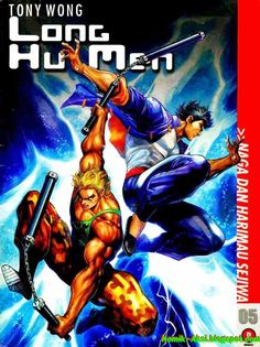 Komik Action: Long Hu Men Ch. 5