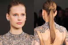The reinvented ponytail is a top hair trend for Fall 2014. Click to see the rest!