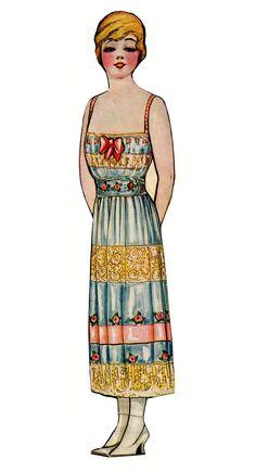 Marieaunet: My Dolly Dingle's Mother Paper Dolls 1918 - Red Cross Nurse - Grace Drayton
