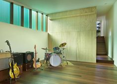 nice 15 Home Music Rooms and Studios