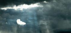 Breakthrough - Oklahoma rain clouds