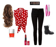 """Teen Beach Movie Biker Girl"" by fictionflower12 on Polyvore"