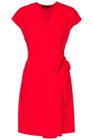 Fame dress rood