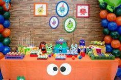 20 idéias de festa infantis diferentes... - A Mãe CorujaA Mãe Coruja