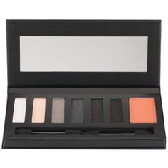 Barry M Smokin' Hot Shadow & Blush Palette (13 CAD) ❤ liked on Polyvore featuring beauty products, makeup, multi, barry m makeup, palette makeup, barry m cosmetics and barry m