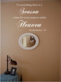 Spiritual Quotes - Personalized Wall Decor Letters, Quotes, Decals and Words   Stencil Like Letters