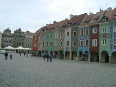 Poznan// Old Town// v3
