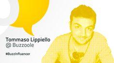 #BuzzInfluencer: intervista a Tommaso Lippiello http://blog.buzzoole.com/it/influencer/buzzinfluencer-intervista-tommaso-lippiello/