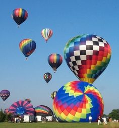 I want to ride in a Hot Air Balloon one of these days :) by maryanne