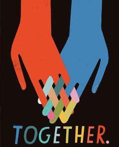 Hand lettering illustration by Lisa Congdon Design Poster, Poster Designs, Sign Printing, How To Make Notes, Grafik Design, Oeuvre D'art, Illustrations Posters, Les Oeuvres, Hand Lettering