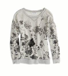 Black Splash #Sweater via Hukkster