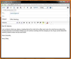 For examples of formal email writing see formal email writing download image how to write a formal email example pc android iphone altavistaventures Image collections