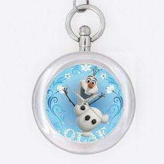 Disney Frozen Disney Olaf Keychain Watch