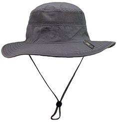 038f75caa01 Camo Coll Outdoor Sun Cap Camouflage Bucket Mesh Boonie Hat (Army Green