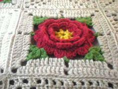 T&P- La Ternura / Tenderness -Crochet / GAnchillo Manta / Blanket / Afghan - YouTube