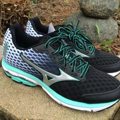 Wave Rider 18 | Mizuno- To everyone who hated WR17, these are amazing. Mizuno returned to what they had a few styles ago, and definitely for the better. Plus, they're pretty.