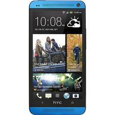 of course the HTC One Blue,   this is the phone i've been waiting to get since it came out  and when Best Buy announced the blue exclusive i got overly excited  because blue is my favorite color and this phone is a beast ! lol